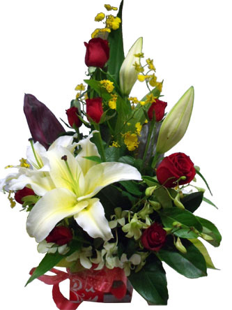 Amore Flower Arrangement