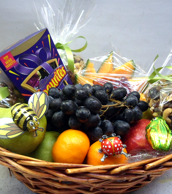 Mont Albert Florist Fruit Baskets