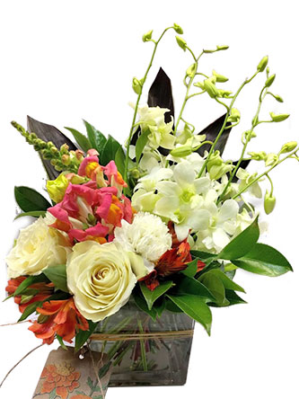Flower Bloom Arrangement